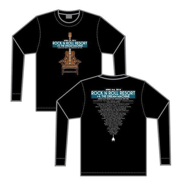 Dream Machine Long Sleeve Shirt Rock N Roll Resort Shop